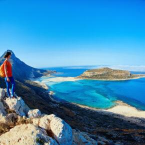 Single-Reise im August: 7 Tage Kreta im guten 3* Hotel mit Halbpension & Flug nur 488€