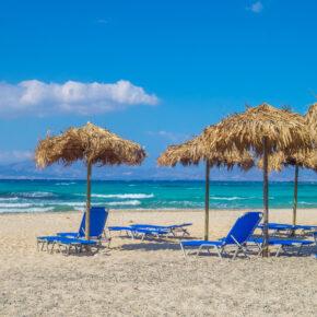 Frühbucherwoche Griechenland: 7 Tage Kreta im 3* Hotel mit All Inclusive & Flug nur 218€