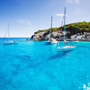 Sommer: 1 Woche auf der griechischen Insel Naxos mit Flug & Hotel nur 138€