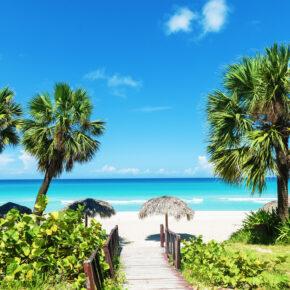 Kuba: 7 Tage im 4* Hotel mit All Inclusive, Flug, Transfer & Zug nur 707€