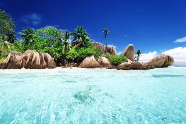 La Digue Island Seychellen