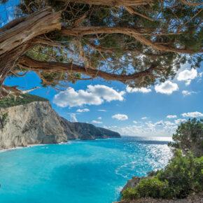 7 Tage auf der griechischen Insel Lefkada mit Strandhotel & Flug nur 198€