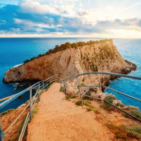 Griechenland: 8 Tage Lefkada mit Unterkunft & Flügen für 150€