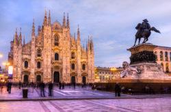 Städtetrip: 4 Tage Mailand mit zentralem 4* Hotel & Flug ab 88€