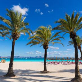 Herbstferien auf Mallorca: 7 Tage in Cala d'Or mit 3* All Inclusive Hotel, Flug und Transfer nur 348€