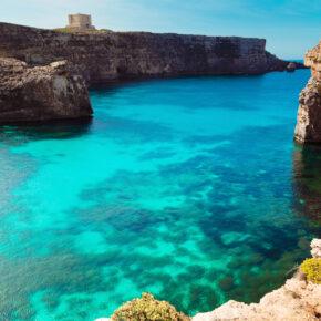 Herbstferien mit Meerblick: 6 Tage Malta im 3.5* Hotel mit Frühstück, Flügen & Transfer für 378€