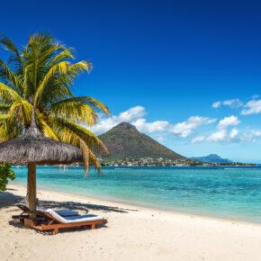 Mauritius: 15 Tage mit Apartment & Flügen für 512€