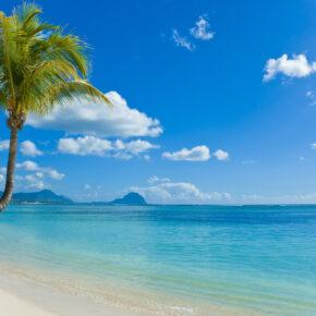 Afrika: 15 Tage auf Mauritius mit TOP 3* Hotel & Flug für 495€