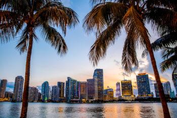 Sunshine State: Hin- & Rückflüge ohne Zwischenstopp nach Miami nur 176€