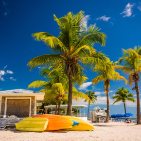 15 Tage Miami & Bahamas mit Flug und 6-tägiger Bahamas-Kreuzfahrt inkl. Vollpension für nur 688€