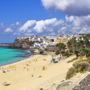 4 Tage langes Wochenende Fuerteventura im guten Hotel mit Flug nur 123€