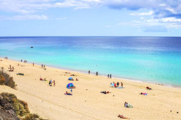 Strand auf Fuerteventura - Morro Jable