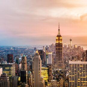 Winterliches New York: 5 Tage im 4* Hotel in Manhattan mit Flug nur 449€