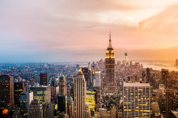 New York Farbenspiel