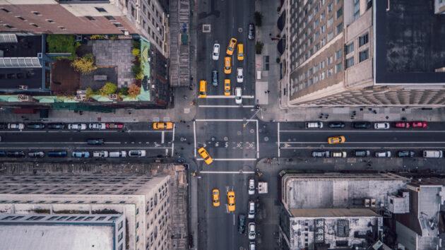 New York Kreuzung