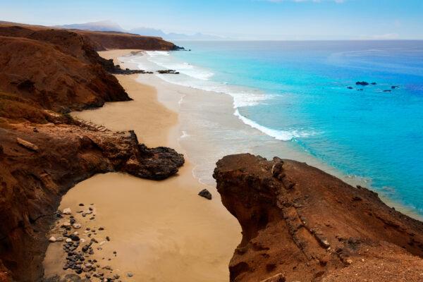 La Pared Strand Fuerteventura