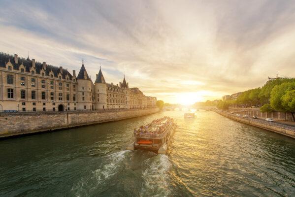 Paris Bootstour