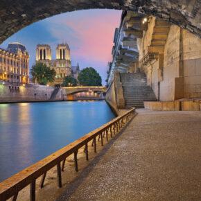 Wochenendtrip Paris: 2 Tage im 3* Hotel inkl. Frühstück für 26€