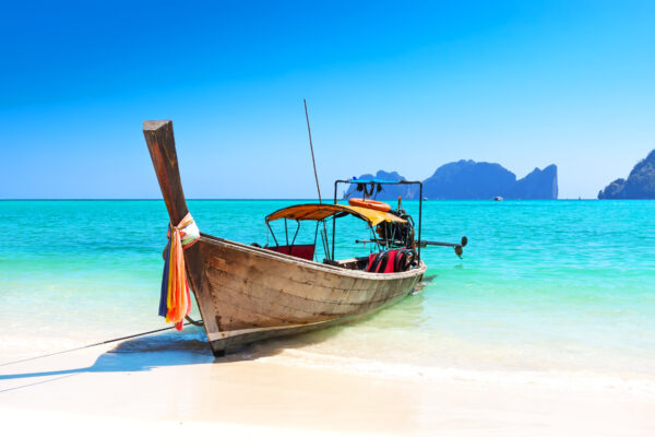 Phuket Longtail Boot