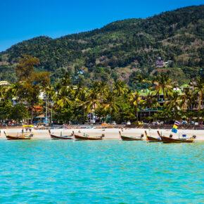 Last Minute Thailand: 15 Tage Phuket mit Unterkunft & Direktflug nur 379€