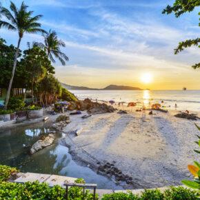 Backpacking-Trip: 23-tägige Rundreise in Thailand inkl. Flügen und Strandunterkünften nur 524€