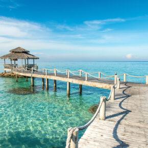 Im Frühling nach Thailand: Hin- & Rückflüge nach Bangkok mit Singapore Airlines nur 342€