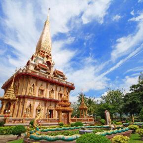 Last Minute Thailand: 7 Tage Phuket im TOP Boutique Hotel mit Frühstück & Flug nur 343€