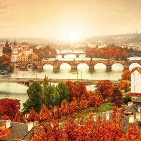 Wochenendtrip: 3 Tage Prag im 4* Dorint Don Giovanni Hotel inkl. Frühstück nur 39€