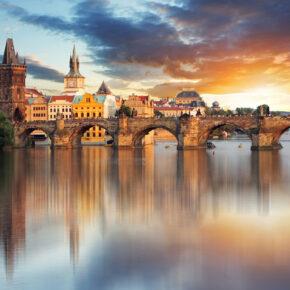 Wochenende in Prag: 2 Tage im 4* Hotel mit Frühstück nur 22€