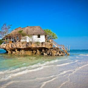 Trauminsel: 8 Tage Sansibar mit Flügen & Hotel inkl. Frühstück nur 392€