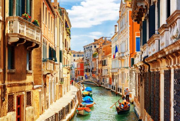Rio Marin Kanal Venedig