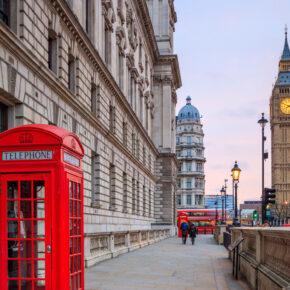 Megatrip: 12 Tage nach London, Dublin, Edinburgh & zurück nur 50€