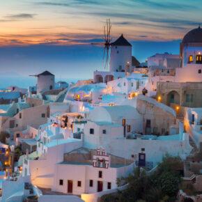 Griechenland Inselhopping: 21 Tage auf 3 Inseln & Athen mit Flügen nur 131€
