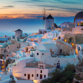 Griechenland: 7 Tage auf Santorini im TOP Hotel inkl. Flug & Transfer nur 341€