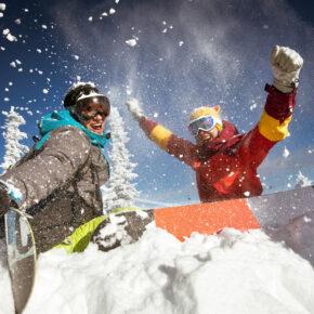 Schneespaß: 2 Tage Abenteuerhotel Heide Park mit Frühstück & Snow Dome Tageskarte nur 79€