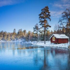 Rundreise: 8 Tage Schweden in TOP Hotels inkl. Frühstück, Flug & Mietwagen ab 489€
