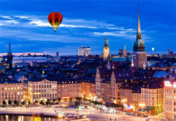 Schweden Stockholm