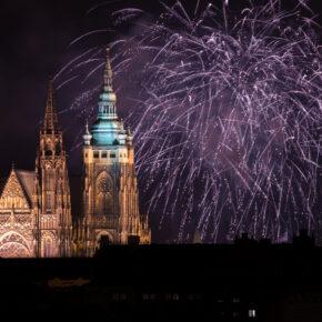 Silvester in Prag: 2 Tage mit Unterkunft für unglaubliche 6€