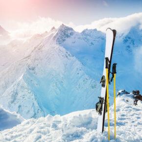 Schneesichere Skigebiete in Schweiz, Österreich & Frankreich