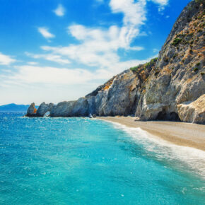 Griechenland: 8 Tage Skiathos im TOP Studio mit Meerblick & Flug nur 132€