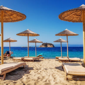 Griechenland im Juli: 7 Tage auf der Insel Alonnisos mit Flug & Hotel nur 185€