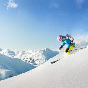 Skiurlaub an der österreichischen Grenze: 2 Tage im 3* Hotel mit Frühstück & Tagesskikarte ab 59€