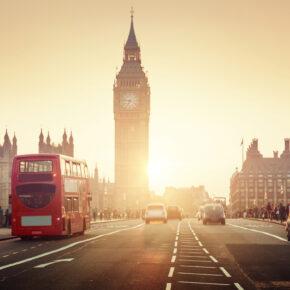Kracher: 3 Tage London mit zentralem Hotel, Frühstück & Flug ab 119€