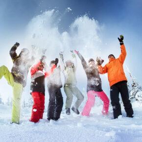 Skispaß in den Alpen: 8 Tage in TOP Unterkunft in Frankreich inkl. Skipass ab 179 €
