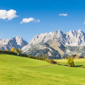 Sommer in den Bergen: 3 Tage in Tirol mit 3* Hotel, Halbpension & Sauna nur 69€