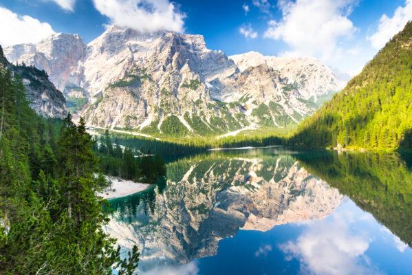 Tirol Spiegelung