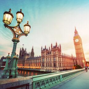 Übers Wochenende mal weg: Hin- & Rückflüge nach London ab Deutschland nur 19€