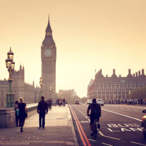 London erleben: 3 Tage im 3* Hotel inkl. Frühstück & Flüge ab 119€