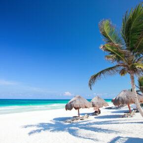 Weihnachten: 11 Tage Mexiko im 4* All Inclusive Hotel mit Flug, Zug & Transfer nur 947€