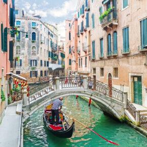 Venedig Marco Polo Transfer: schnell & günstig in die Stadt